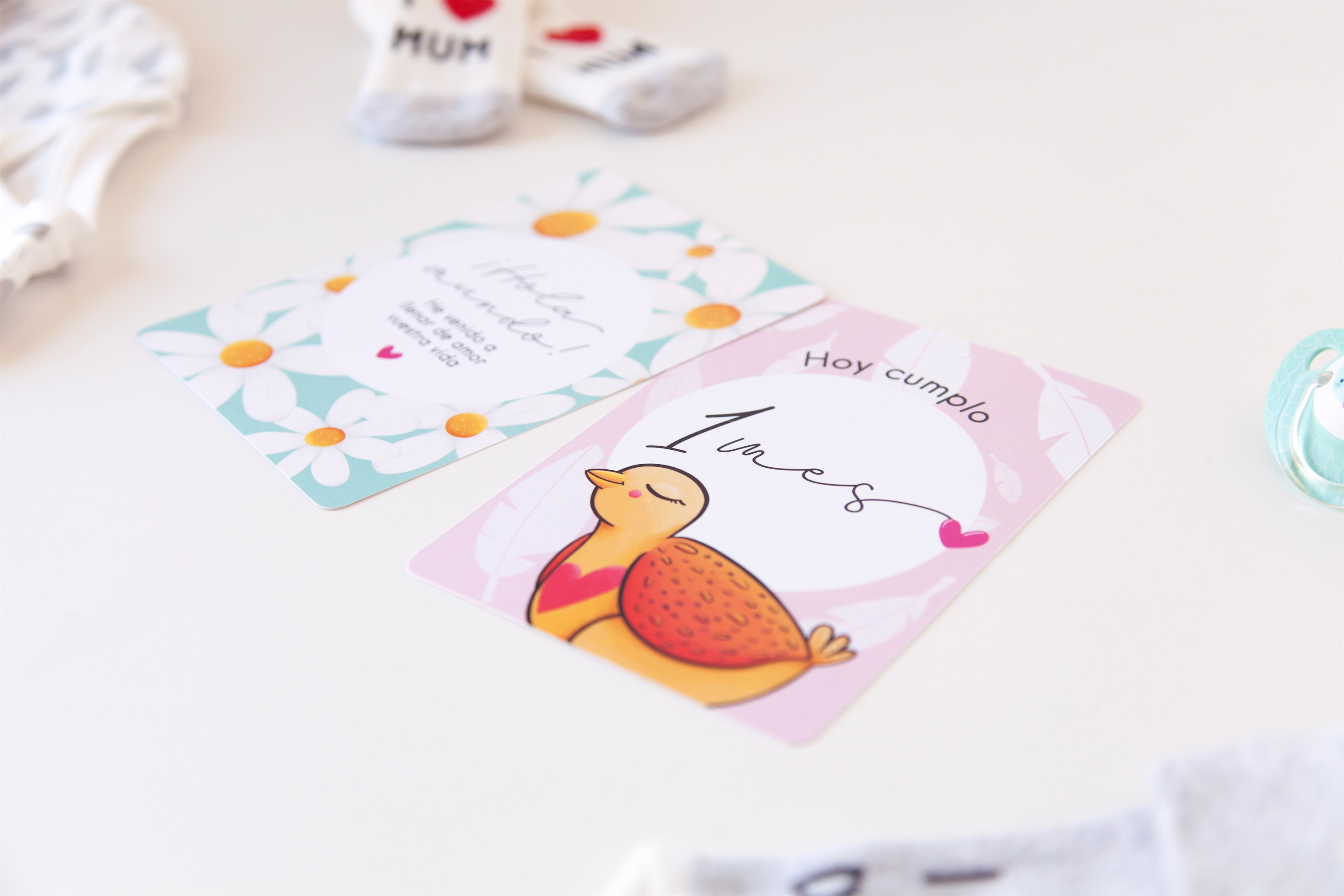 THE WILD ROCKS – baby cards 04