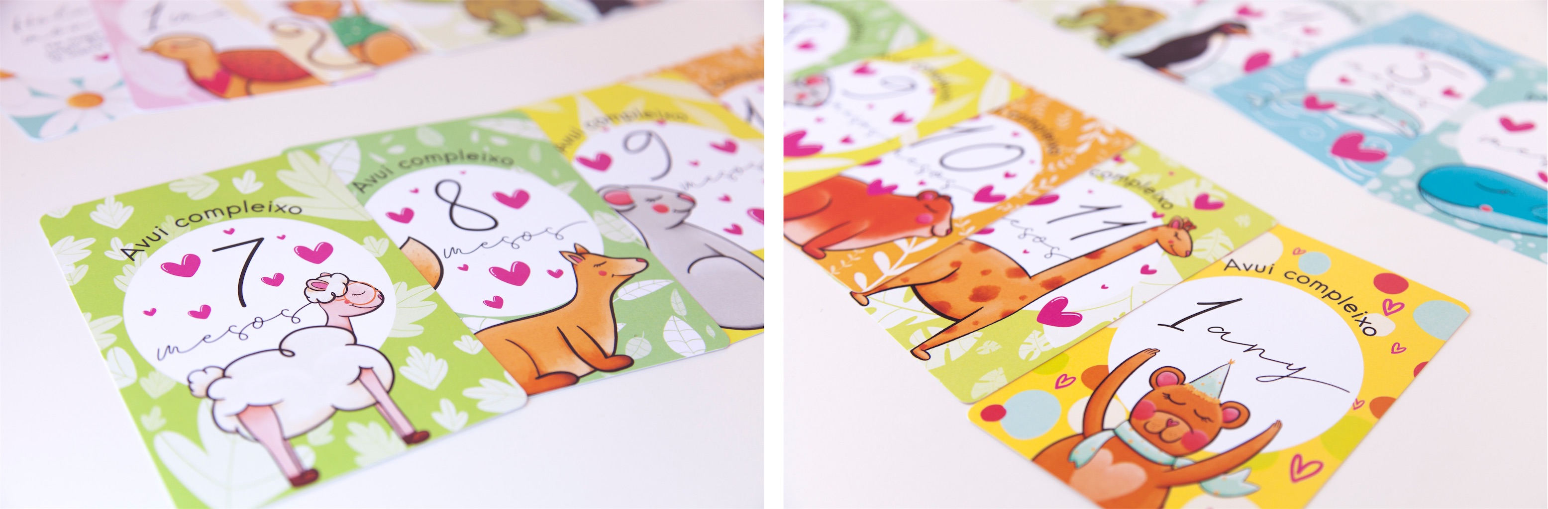 THE WILD ROCKS – baby cards 10 11