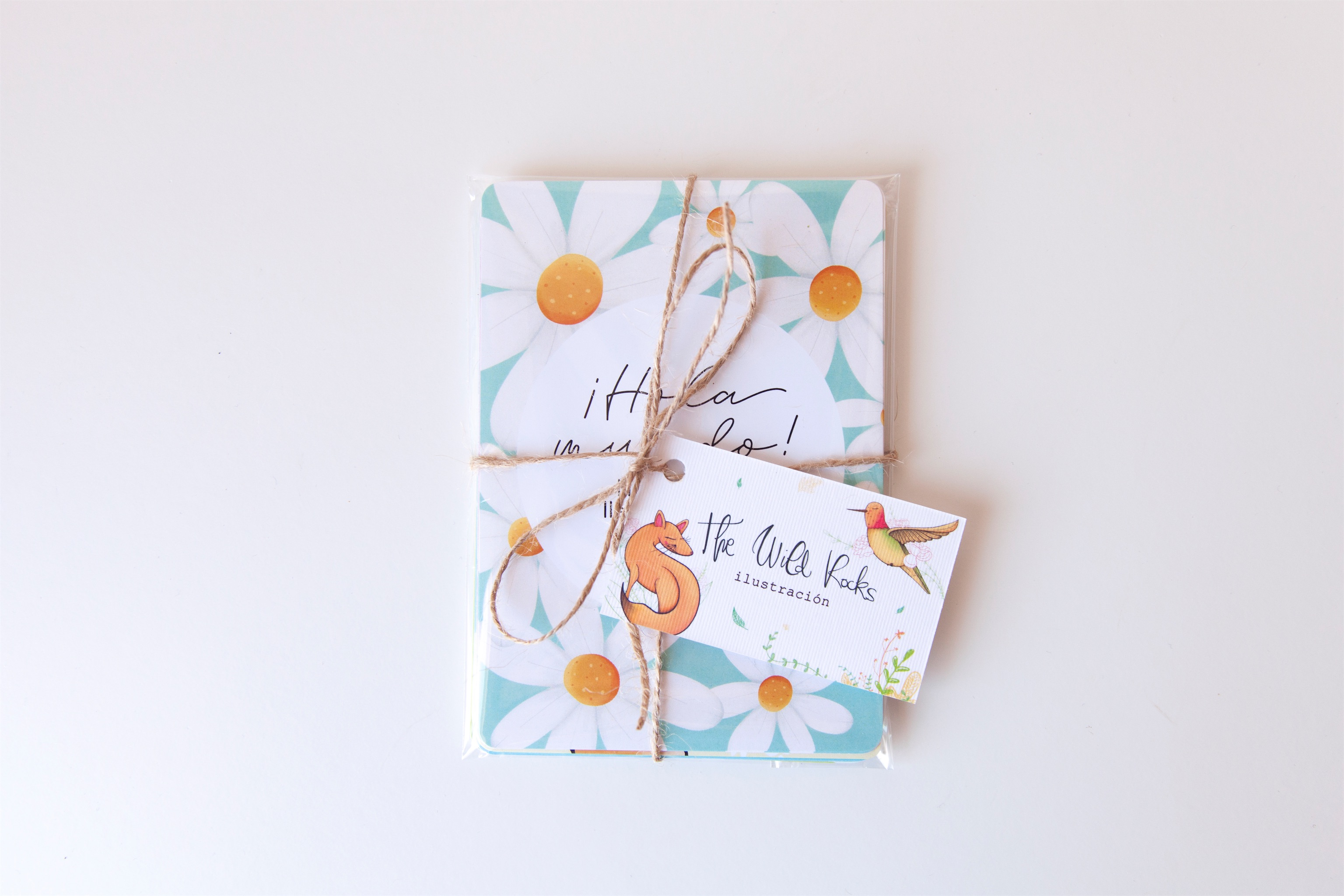 THE WILD ROCKS – baby cards 24